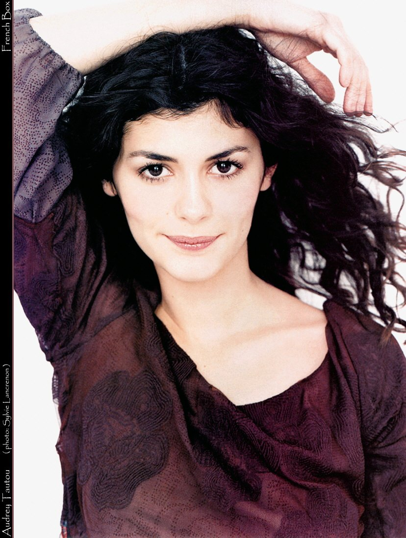 certificate of quality: audrey tautou hot