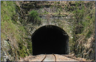 The haunted Perkasie Tunnel Today