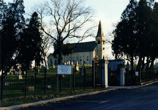 St. James Cemetery and Church