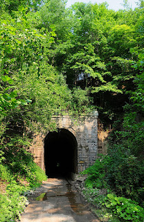 Flinderation Tunnel, Weston, West Virginia