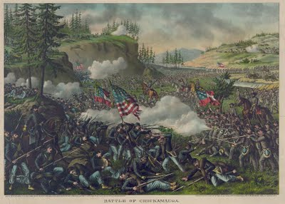 chickamauga men 'the rock of chickamauga' is the  and keeping it secure — a lesson that would later earn him the nickname the soldier's soldier from enlisted union men.