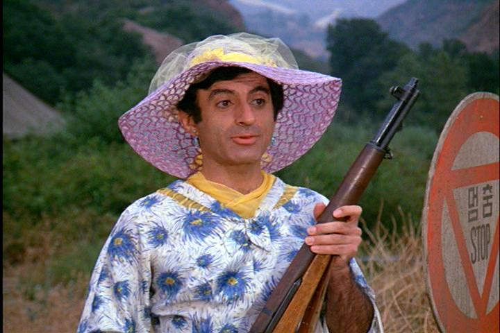 Image result for JAMIE FARR in M.A.S.H.