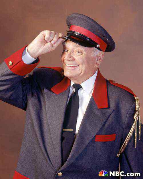 Borgnine really could do it all