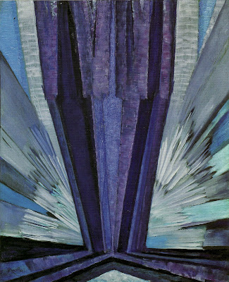 kupka shape of blue