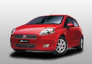 Fiat Punto Pictures