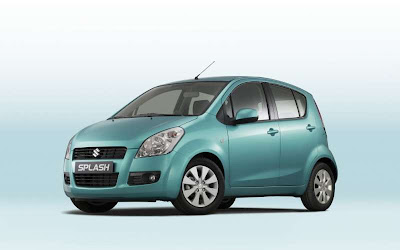 suzuki splash 1 Maruti gears up for Ritz