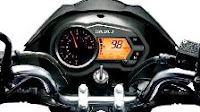 Bajaj XCD 135 Speedometer Picture