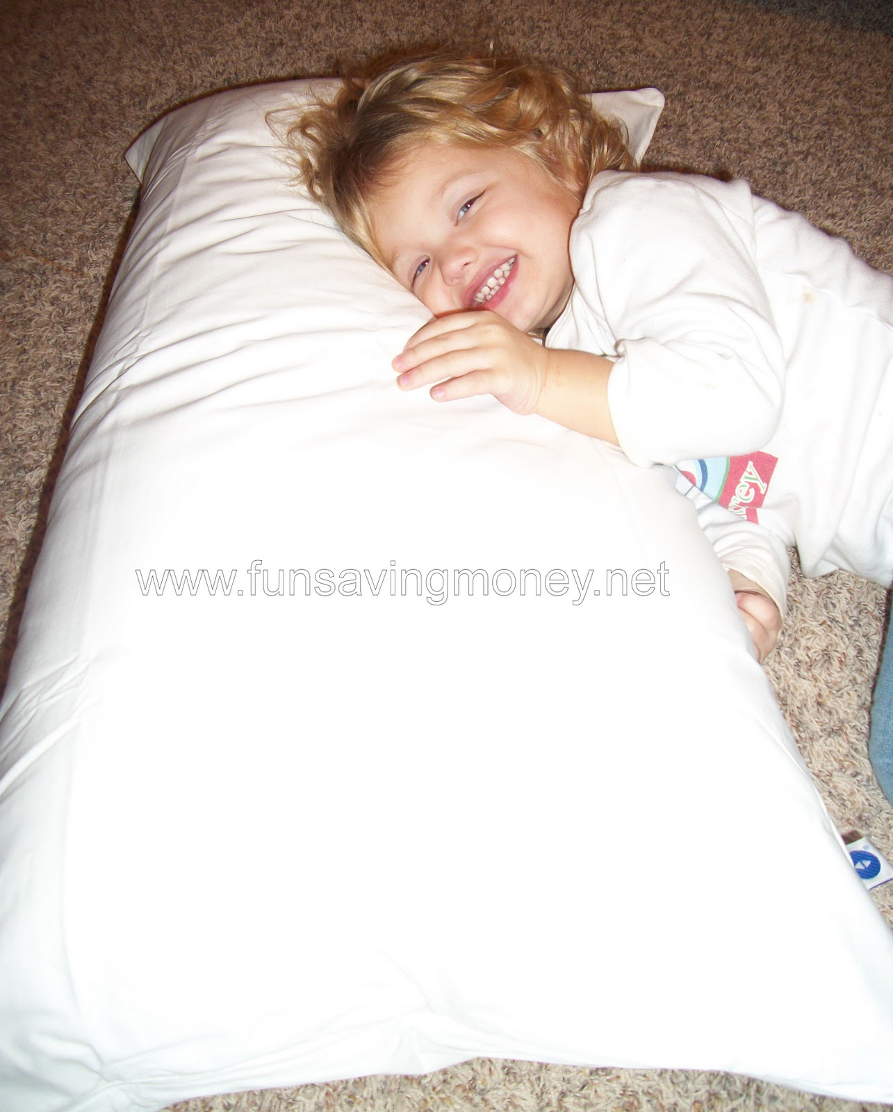 Sleep Number Perfect Pillow Review
