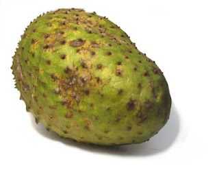 Soursop Fruit Healthy Cancer Killer Buah Sirsak Graviola
