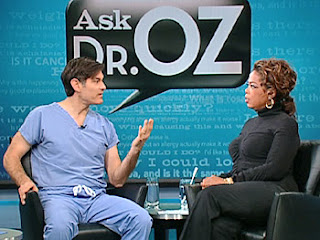 Dr. Oz and UPenn