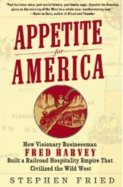 Stephen Fried and UPenn and Appetite for America