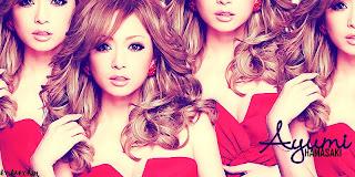 ayumi hamasaki collage efeito em fotos pfs