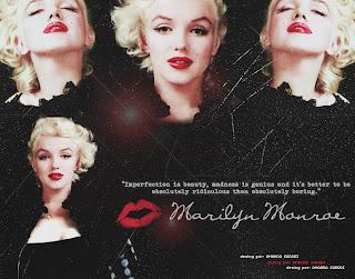 Marilyn Monroe blend photofiltre studio 10.3.2