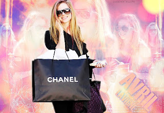 Compras com Avril blend no photofiltre studio