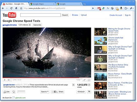 Google Chrome: web browser cepat buatan Google