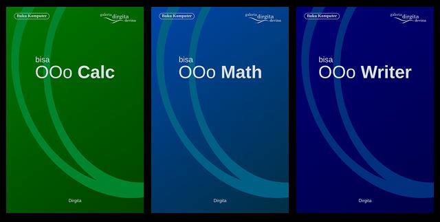 Kumpulan ebook 'Bisa OOo' berbahasa Indonesia