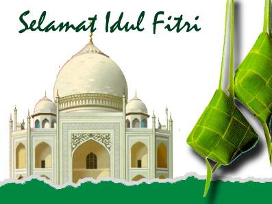 Selamat Hari Raya Idul Fitri 1431 H