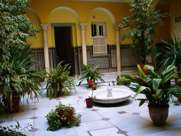 Marinela y su c mara los patios sevillanos - Imagenes de patios andaluces ...