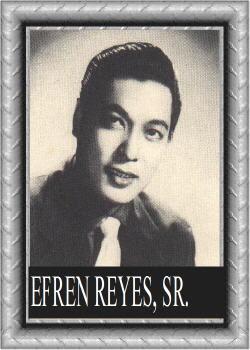 Efren Reyes, Sr.