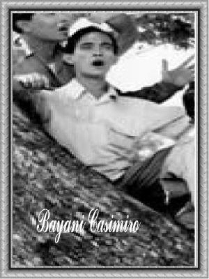 Bayani Casimiro