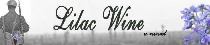 Lilac Wine, a novel