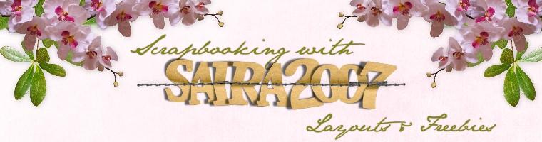 Sairas2007s Scrapblog