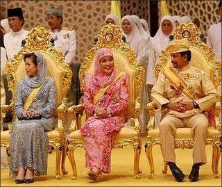 ... saya...: Penceraian Sultan Brunei-Azrinaz Mazhar, ada sebab rupanya