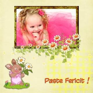 FELICITARI, POSTERE,CALENDARE PERSONALIZATE CU POZA MICUTULUI TAU!!! Paste+fericit+4