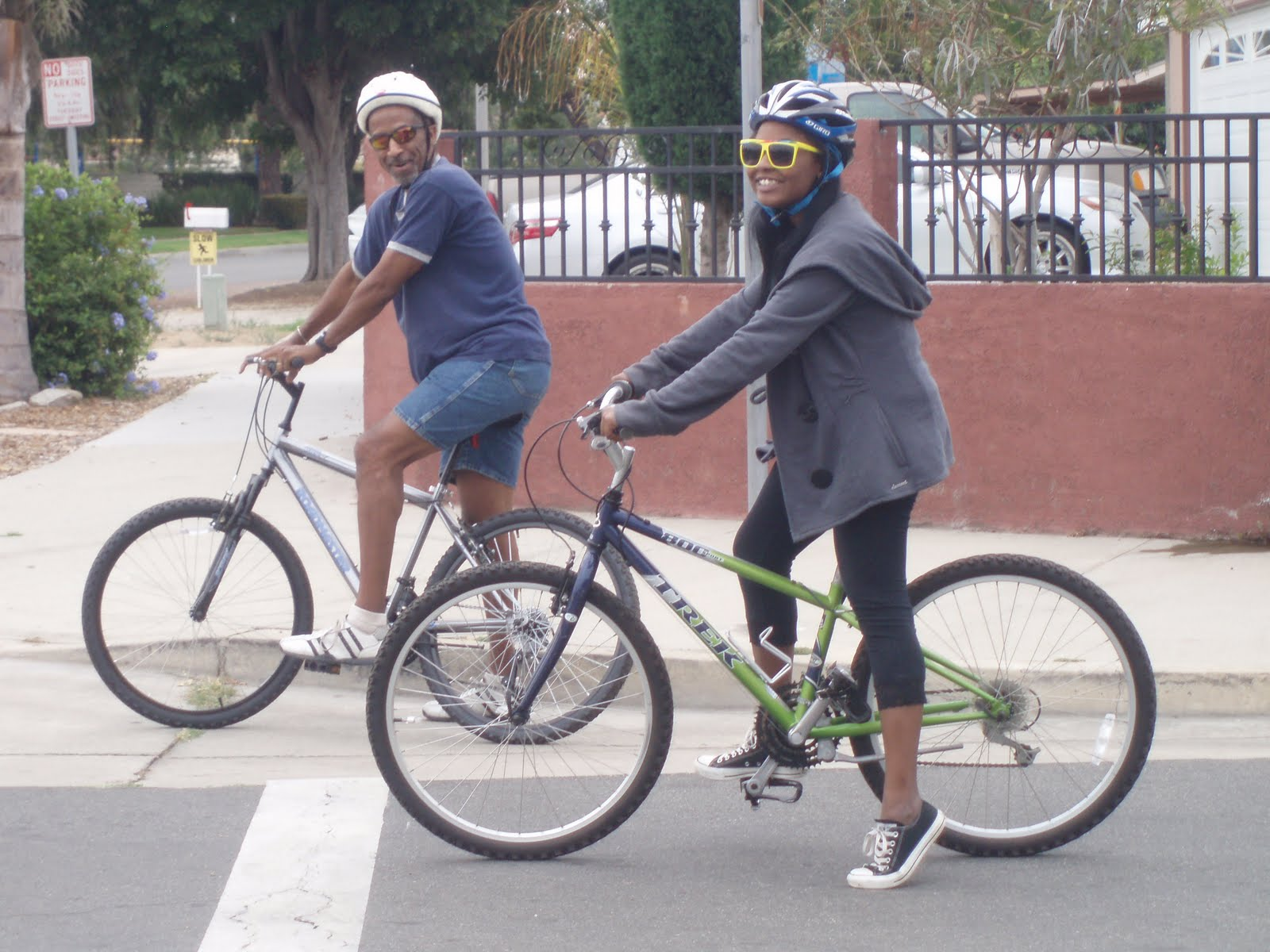 Miss Oceanside, Lauryn Moses, Training for Bike the Coast - Taste the Coast