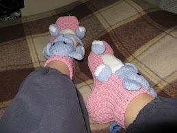 oyuncak gibi çoraplar..)