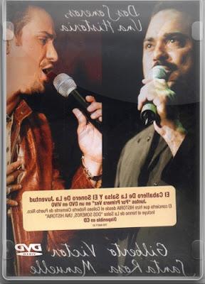 11 DVD de salsa  [mu]