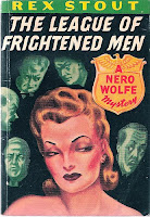 The League of Frightened Men/Rex Stout