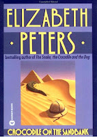 Crocodile On the Sandbank / Elizabeth Peters