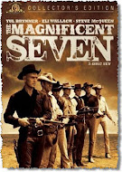 The Magnificent Seven/ Yul Brynner and Steve McQueen