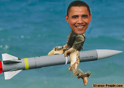 mysterious missile fake pictures