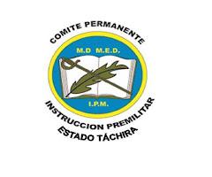 EMBLEMA DE INSTRUCCIÒN PRE-MILITAR TACHIRA