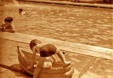 Los veranos en la piscina