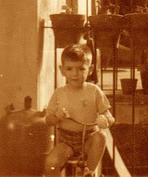 También tuve un triciclo
