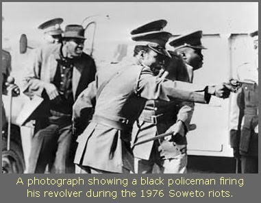 Image result for riot over slavery in south africa 1976