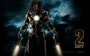 Wallpaper IRON MAN 2 (mickey rourke in iron man wallpaper )