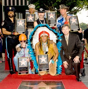 The Village People's HWOF Star