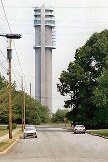DARPA Teleportation & Travel to Past & Future Itt_tower_nutley_nj