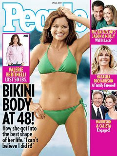 Valerie Bertinelli Back in Bikini for 49th Birthday!