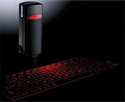 Virtual Laser Keyboard