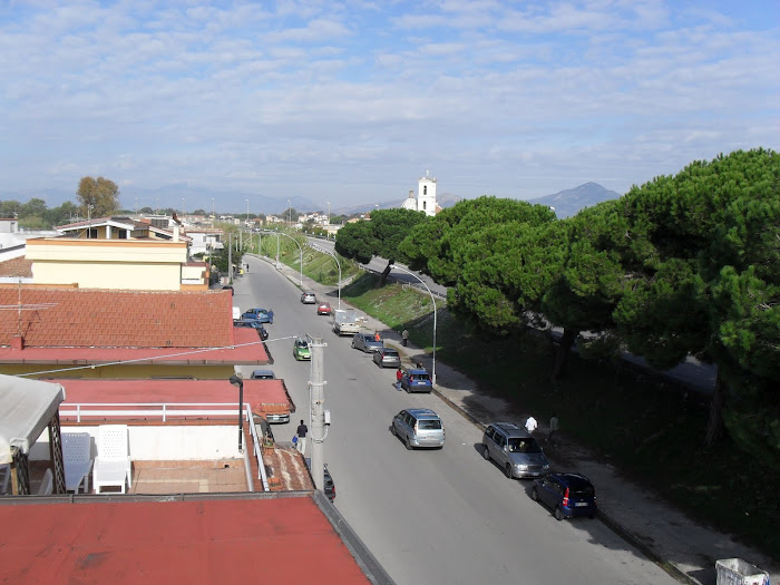 Panoramica Via Marinella