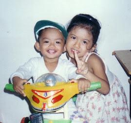 ADRIANA & HAZIQ