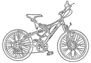 Bicycle Sketch