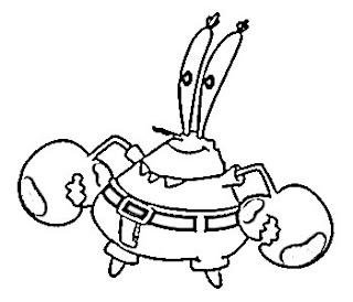 Eugene Krabs Sketch
