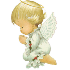 Este anjo é para guardar meus seguidores!!!