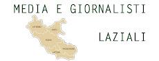 Tutti i media e i gironalisti del Lazio